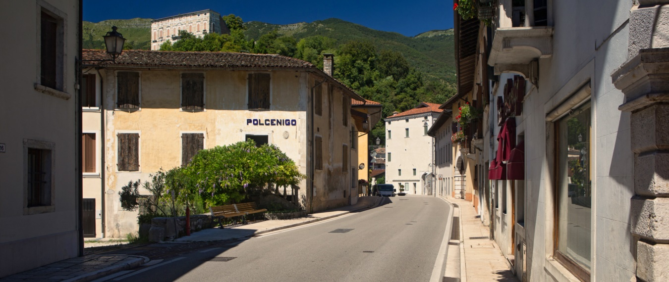 Il Borgo e i suoi palazzi